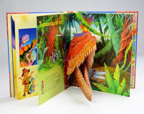 BSN Avonturenboek Dino's