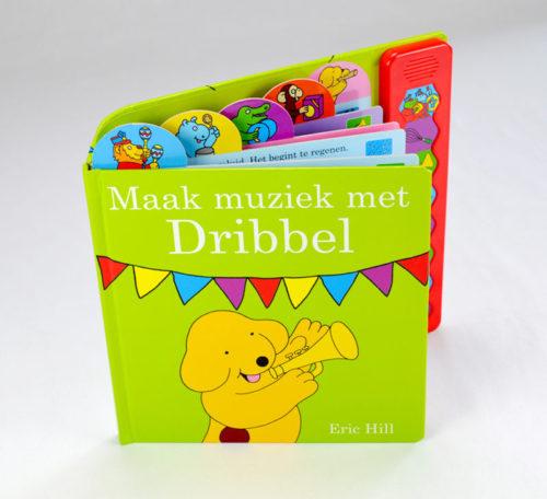 Maak muziek metDribbel