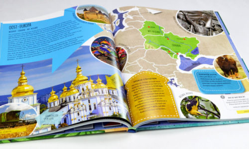 Wereld atlas Lonely Planet Junior 2